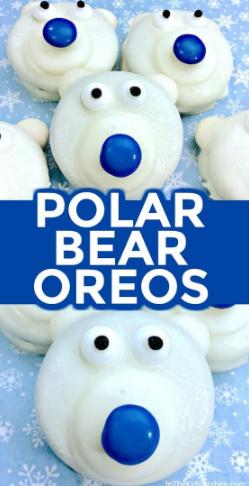POLAR BEAR OREOS