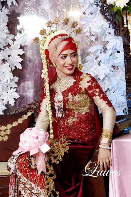 Make up rias pengantin hijab muslimah