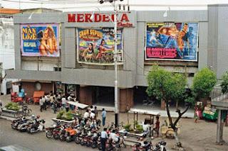 Bioskop Merdeka, Jalan Kayutangan, Malang
