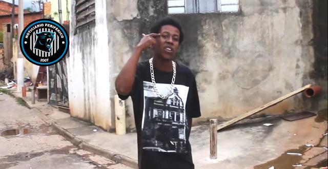 Tipo um Fuzil | O rap é anticorpo contra o vírus Estado! | RAS
