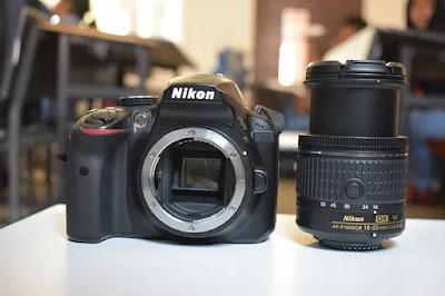 Spesifikasi dan harga Nikon D3400