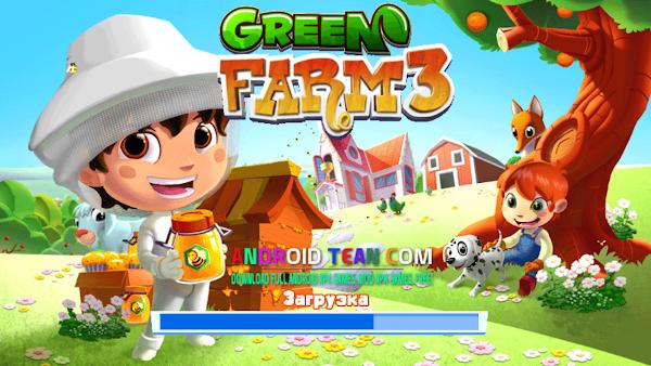 Green Farm 3 v4.2.1 APK (Mod Money/Seeds)