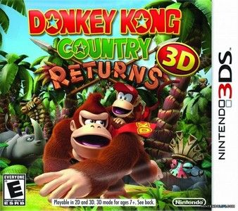 Rom Donkey Kong Country Returns 3D 3DS