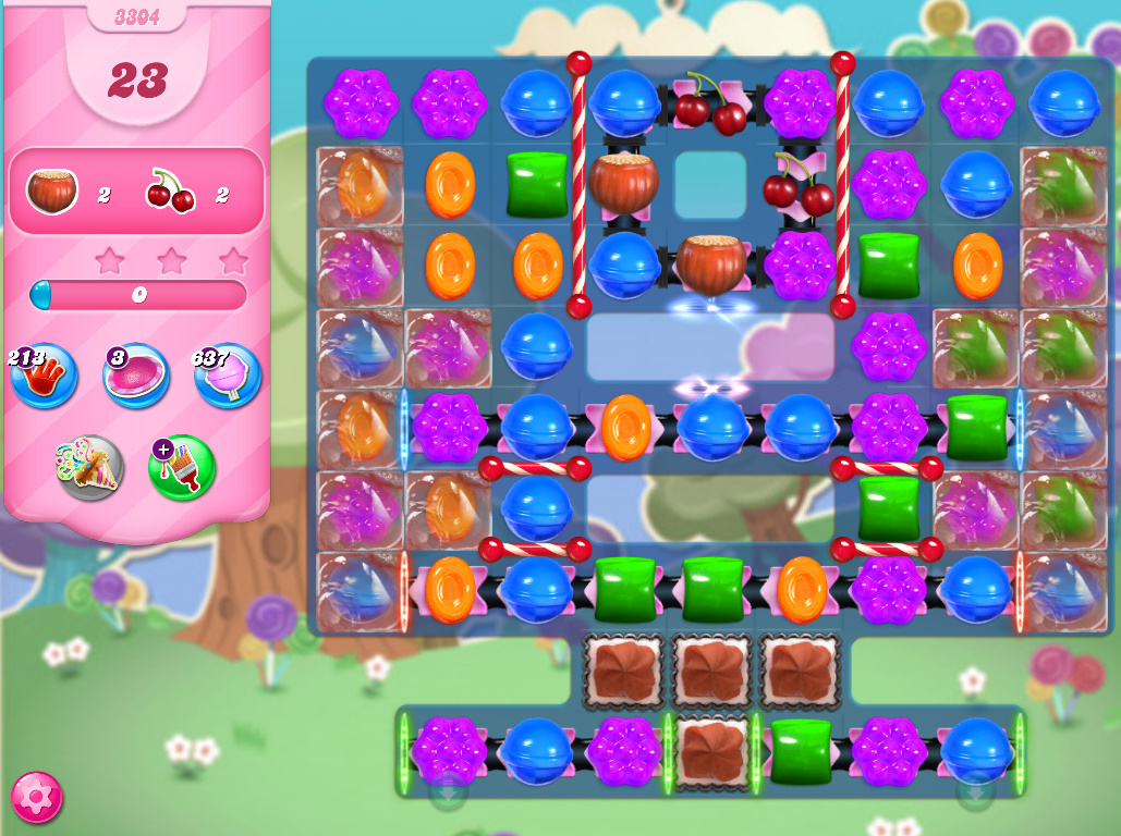 Candy Crush Saga level 3304