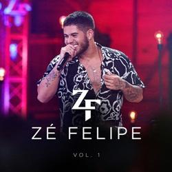 Baixar EP Vol. 1 (Ao Vivo) - Zé Felipe 2019 Grátis