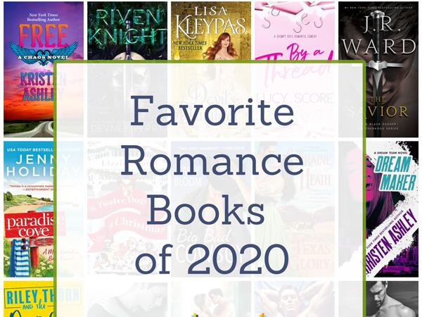 Favorite Romance Books of 2020