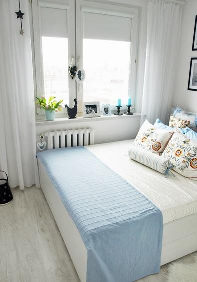 Dekorator Amator Przepis Na Małą Sypialnię