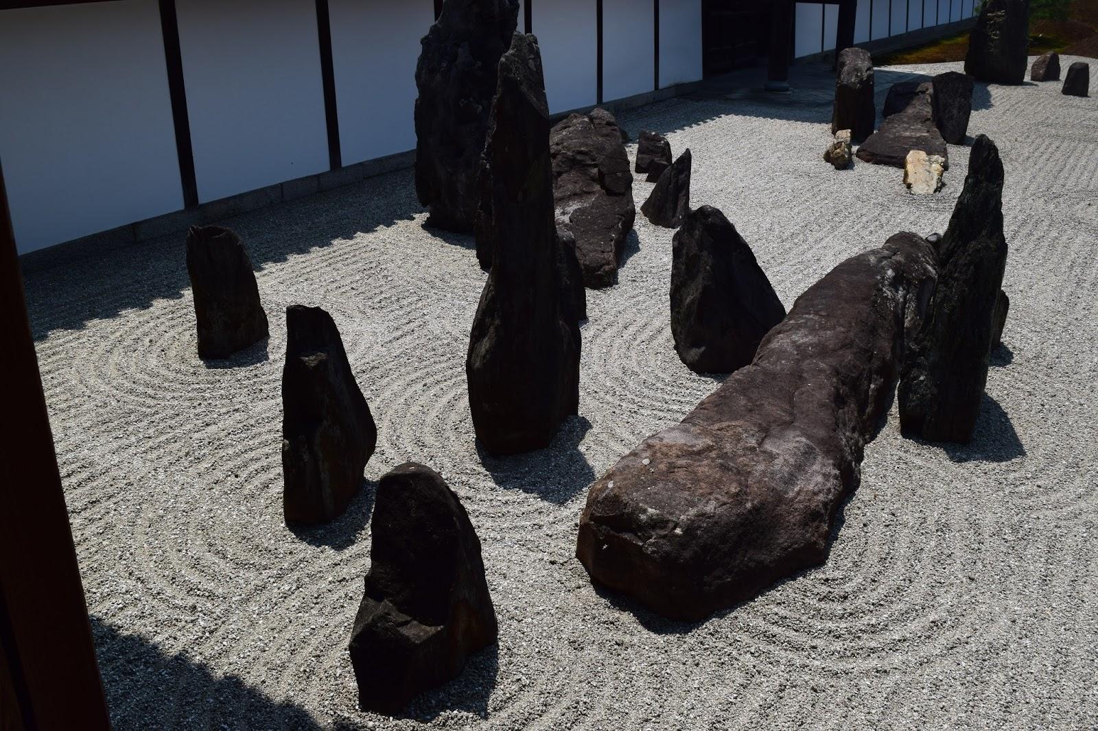 Tofukuji Kare Sansui Zen Garden