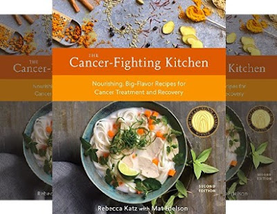Rebecca Katz's Book: How to Overcome Cancer with Nutritional Recipes