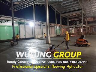Jasa trowel lantai beton pengecoran floor hardener beton NATURAL GREY GREEN RED .Kami MAS WULUNG adalah Distributor SIKA, Applikator Jasa Trowel dan Floor Hardener SIKA,