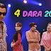 Lirik Lagu : Empat Dara 2020 - Elly Mazlein, Faizal Tahir, Zizi Kirana