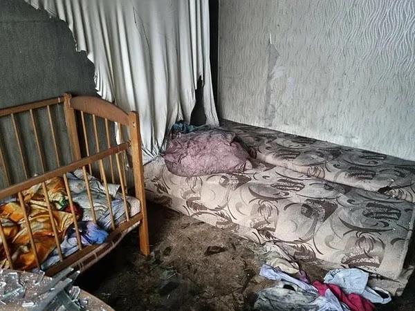 На Сахалине трое малышей погибли в страшном пожаре, пока пьяная мать была в магазине!