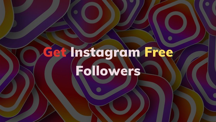 Get Instagram Free Followers trick