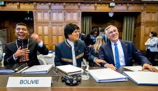 Te explicamos cuál es el reclamo concreto del gobierno de Evo Morales y qué responde Santiago en la demanda marítima que llega a su fase final esta semana en la Corte Internacional de Justicia (CIJ) de La Haya