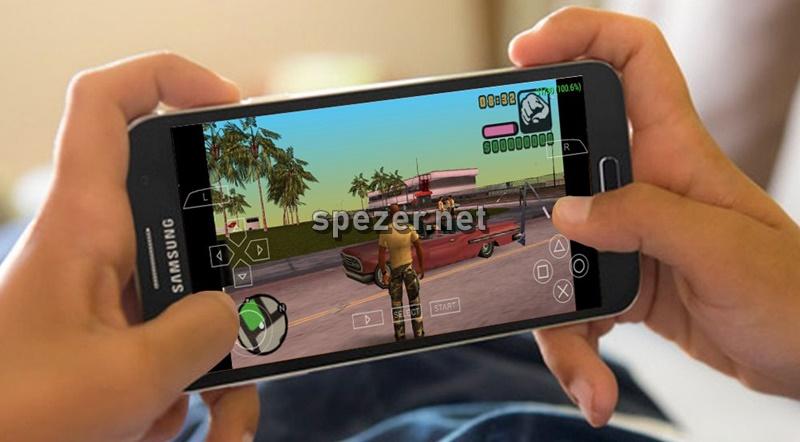 Siap memainkan PS2 / PSP di android