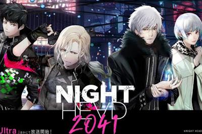 Night Head 2041 Todos os Episódios Online