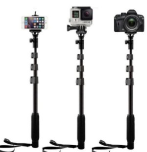 Best Selfie Stick For Camera And Smartphone (Yunteng YT-188 )।Bangla Review।  techosman