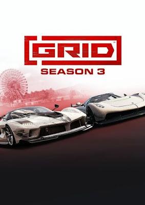 Capa do GRID: Season 3