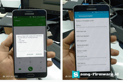 Samsung Galaxy Note 5 SM-N9208 Cert File Dual Imei Work 100%