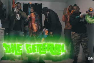 """Lil Sis- """"The General"""" Video {Shot by @MarlissaMonay}"""