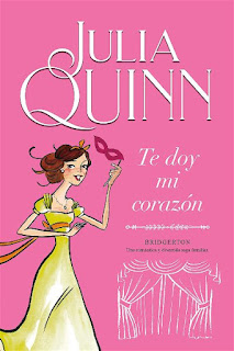 Te doy mi corazón   Los Bridgerton #3   Julia Quinn