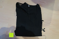 ausgepackt: AIYUE Frauen strandkleid große größen Sommer Blusen Strandhemd Damen Oversize Shirt Bikini Cover Up EU 34-46