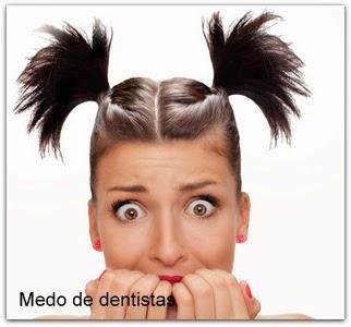 medo implantes dentários