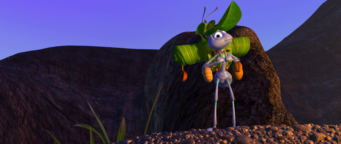 A Bug S Life Director S Commentary Review Pixar Post