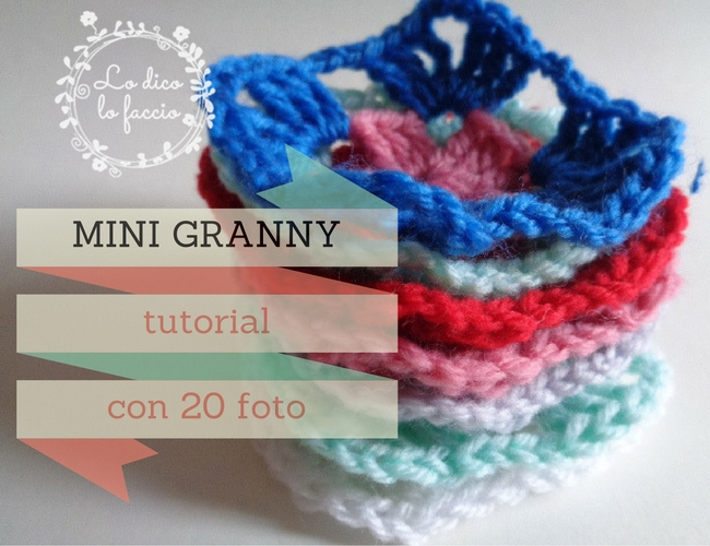 La Mini Granny [ foto-tutorial ]