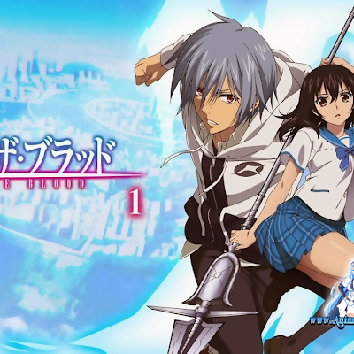 Strike the Blood Audio Español Latino 24/24 | MEGA | | MediaFire |