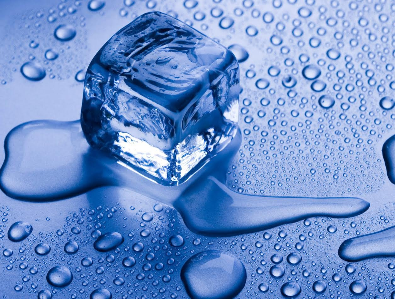 What makes ice melt faster?