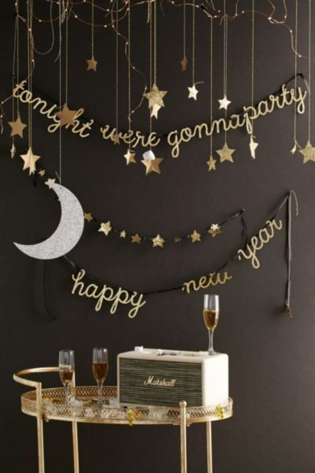 New Year Eve Party Decoration Ideas Easy DIY