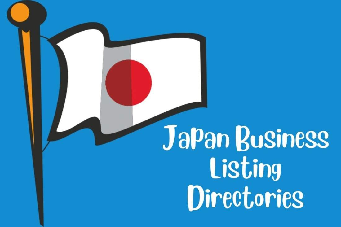 Japan business listing sites