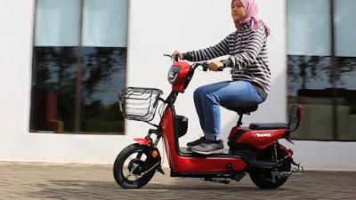 sepeda listrik terbaik