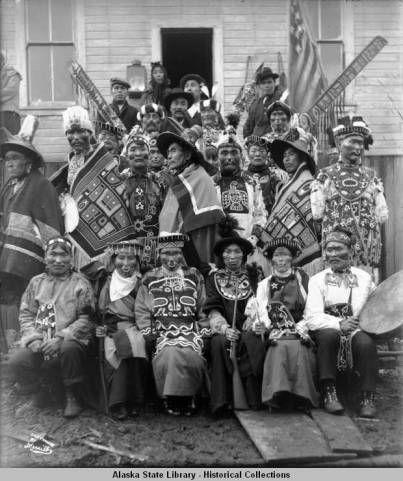 Tribo Tlingit (1904)-1