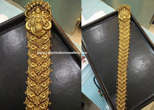 Nagas Antique Gold Jada