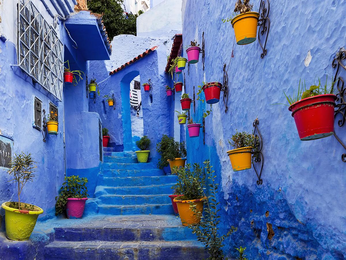 Maroko-Chefchaouen