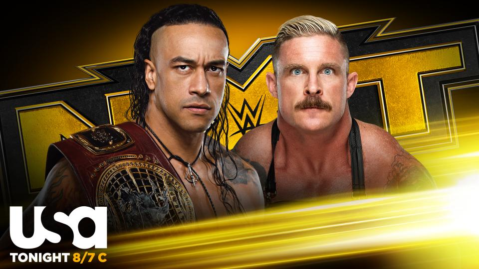 NXT Results - October 14, 2020
