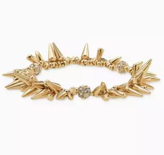 stella dot cluster bracelet