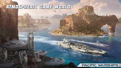 Pacific Warships for Android