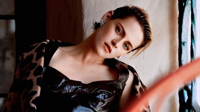 Kristen Stewart Photoshoot Wallpaper