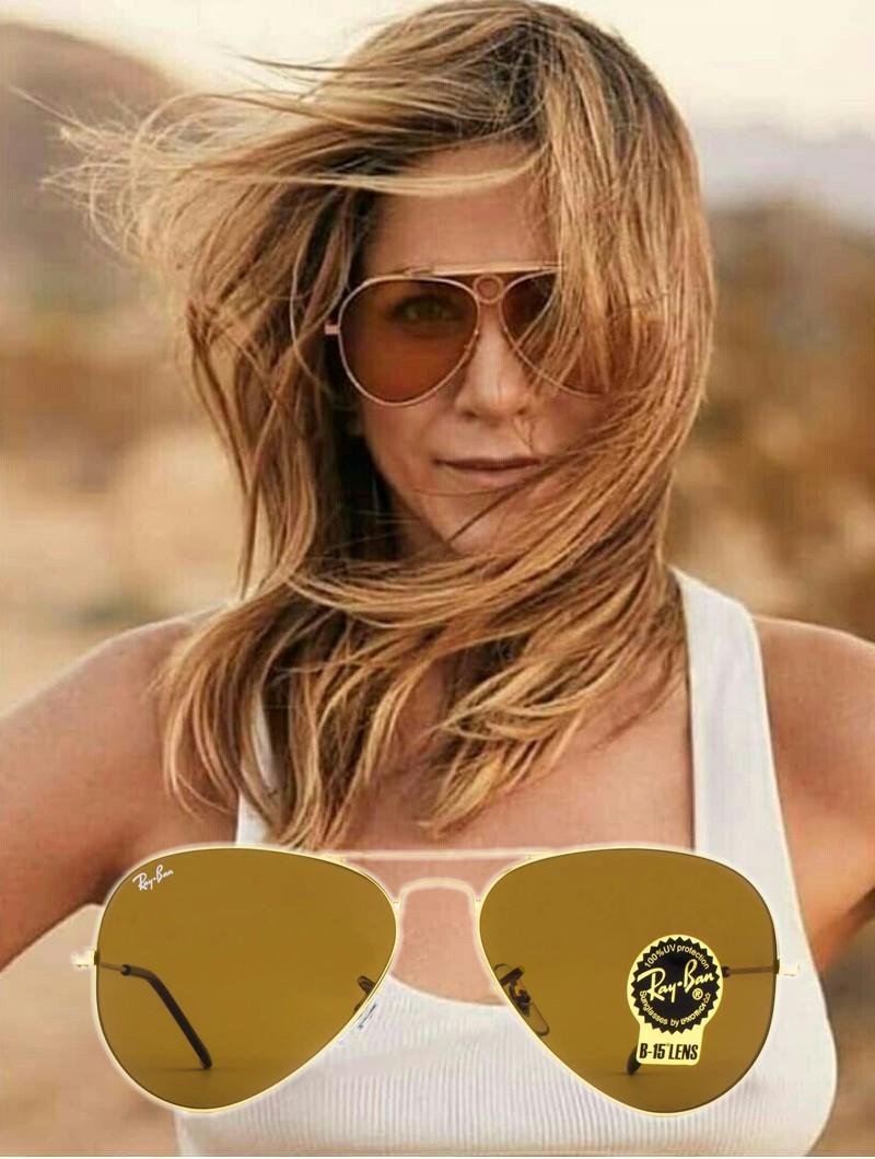 Óculos de sol das famosas para o verão 2020 - Jennifer Aniston