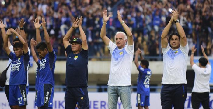 Wow! Tersingkir di Piala Presiden, Persib Bikin Tim Baru untuk Liga 1?