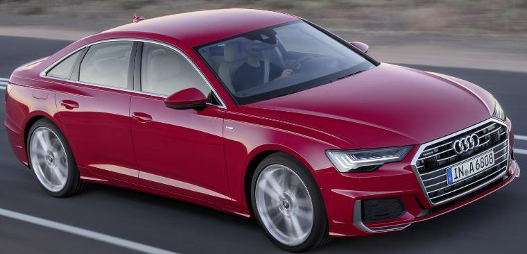 Saxton On Cars 2019 Audi A6 Coming This Summer