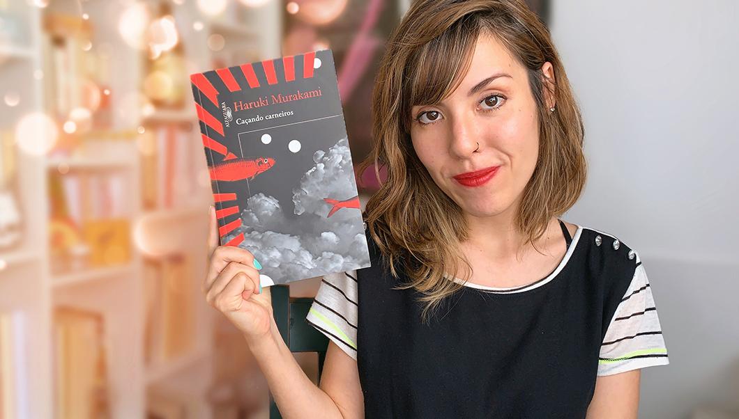 Caçando Carneiros: minhas impressões e por que este pode ser o melhor livro para começar a ler Haruki Murakami   Resenha