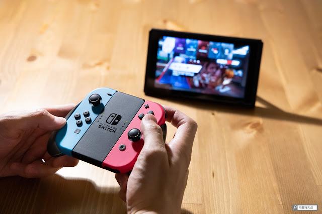 【生活分享】用 Switch 遊戲截圖、錄影,分享你 100% 的遊戲體驗 - 希望任天堂未來能改進分享的不便