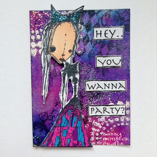 Glimmering Hope ATC
