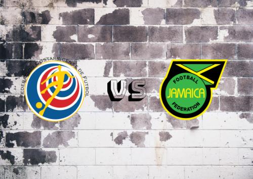 Costa Rica vs Jamaica  Resumen