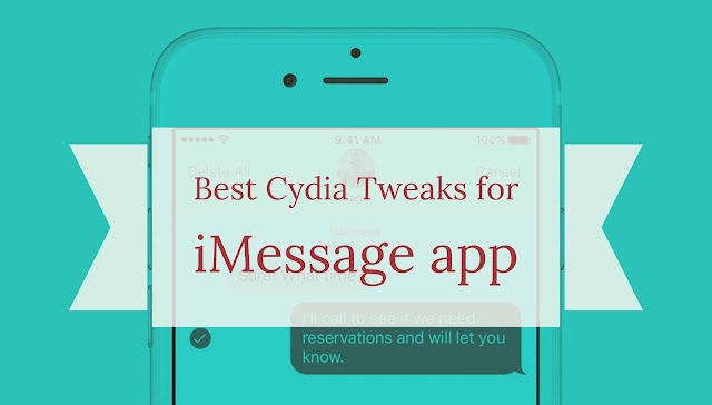 These are some Best Cydia Tweaks for Message app (iMessage) that you should install right now on your jailbroken iPhone in iOS 10,9 and 8! Best iOS 10 Jailbreak Tweaks for Message app