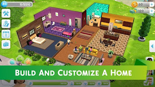 Download Game android Terbaru The Sims New Version 1.0.0.75820 For Android  3